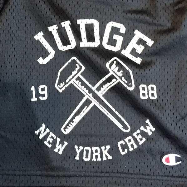 JUDGE メッシュショーツ