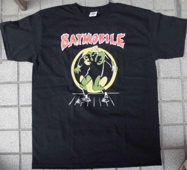 BATMOBILE Tシャツ BATMOBILE
