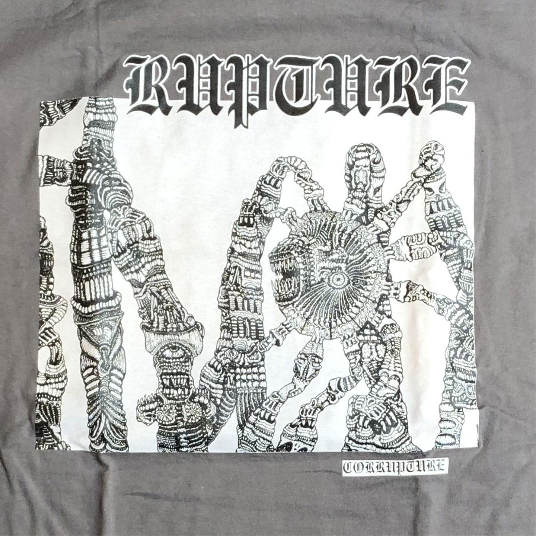 RUPTURE Tシャツ Corrupture