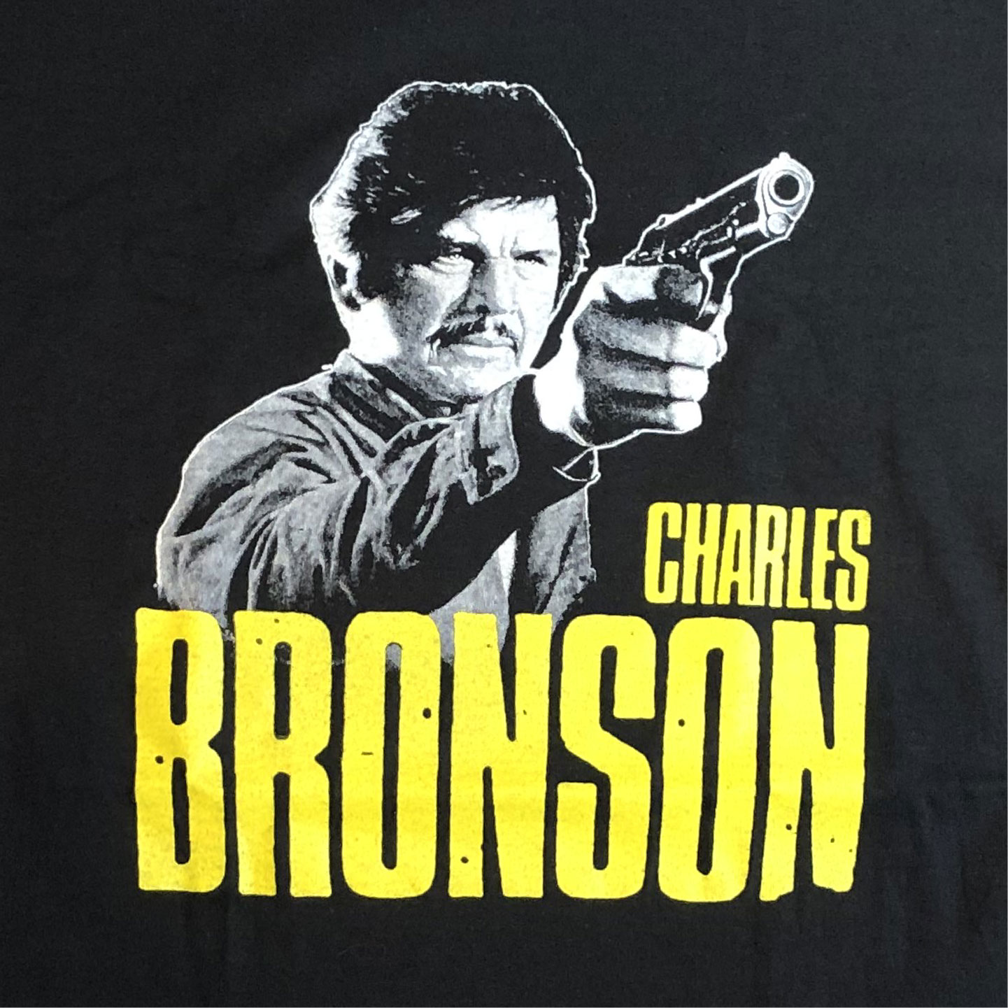 CHARLES BRONSON Tシャツ TWO COLORS