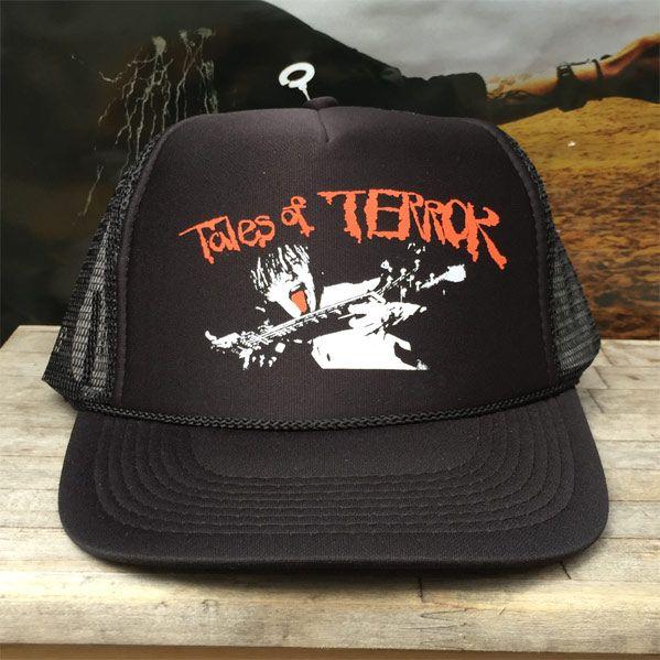 TALES OF TERROR メッシュCAP