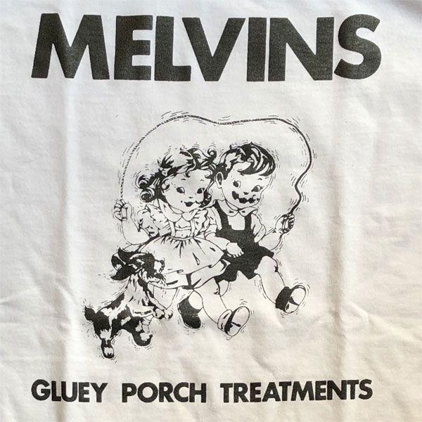 MELVINS Tシャツ Gluey Porch Treatments
