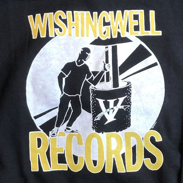 WISHINGWELL RECORDS パーカー