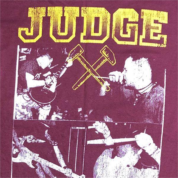 JUDGE Tシャツ BRINGIN' IT DOWN 2