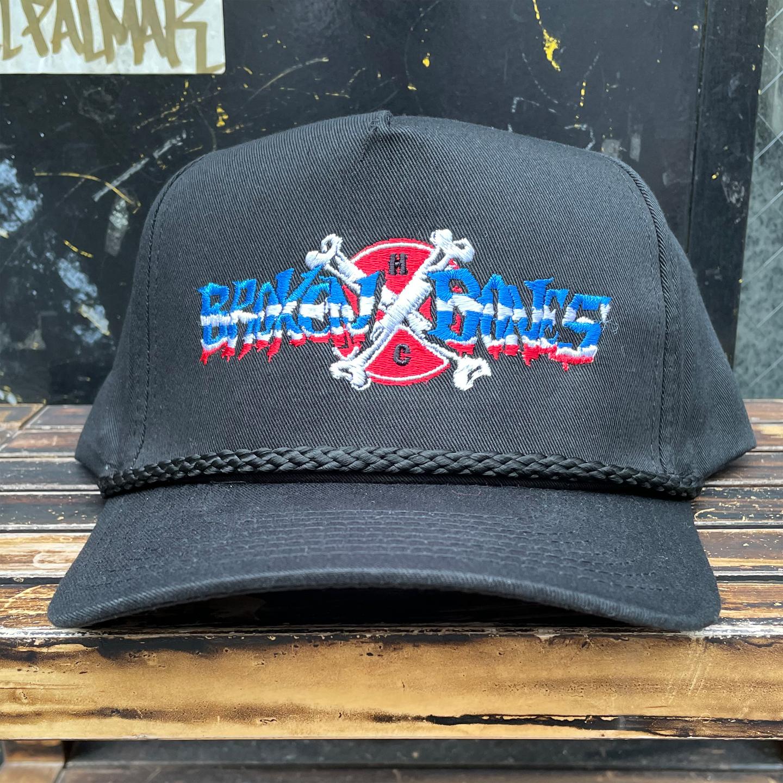 BROKEN BONES CAP F.O.A.D