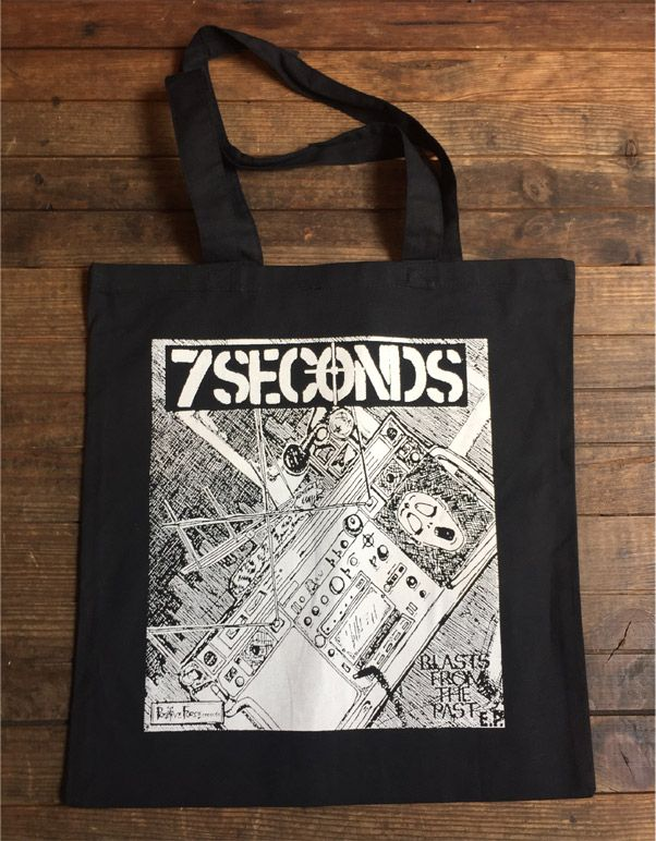 7SECONDS TOTEBAG BLASTS FROM THE PAST