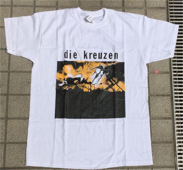 DIE KREUZEN Tシャツ S/T