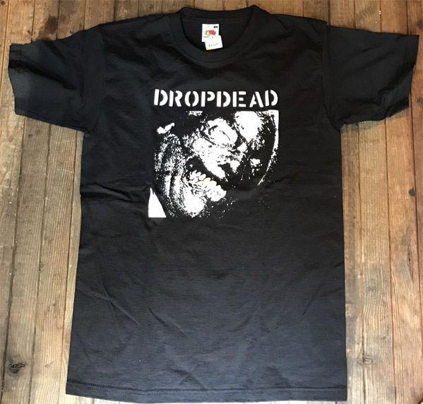 DROPDEAD Tシャツ FACE