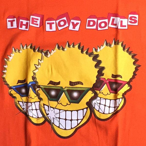 TOY DOLLS Tシャツ FACE