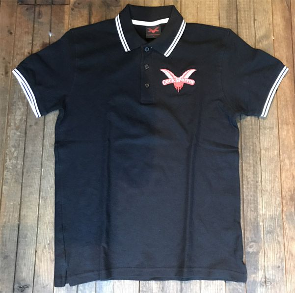COCK SPARRER ポロシャツ 2