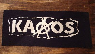 KAAOS PATCH ロゴ
