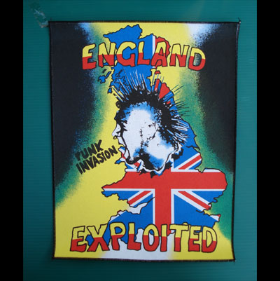 EXPLOITED BACKPATCH ENGLAND