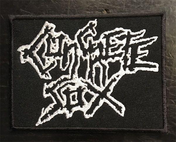 CONCRETE SOX 刺繍ワッペン LOGO