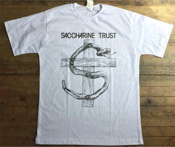 SACCHARINE TRUST Tシャツ PAGANICONS 4