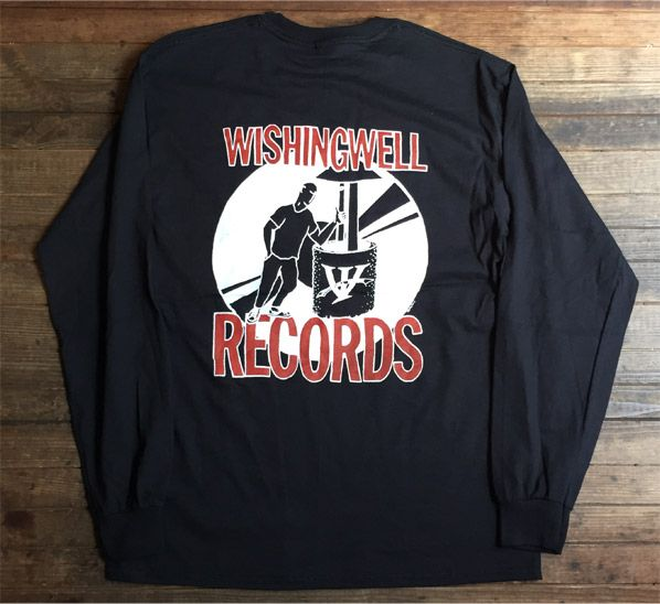WISHINGWELL RECORDS ロンT
