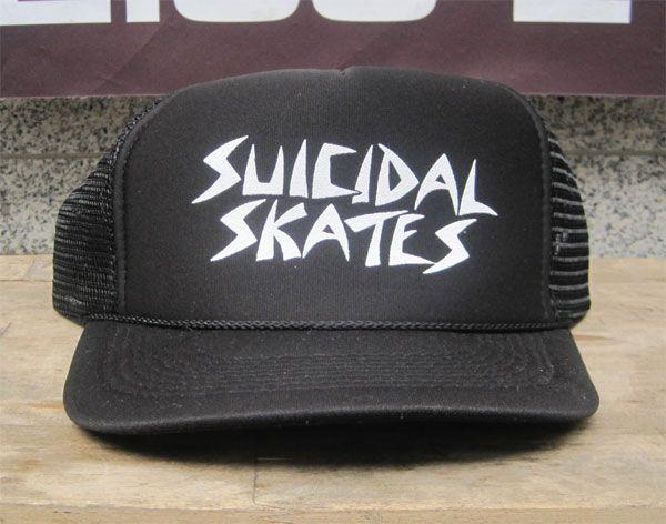 SUICIDAL SKATES メッシュCAP