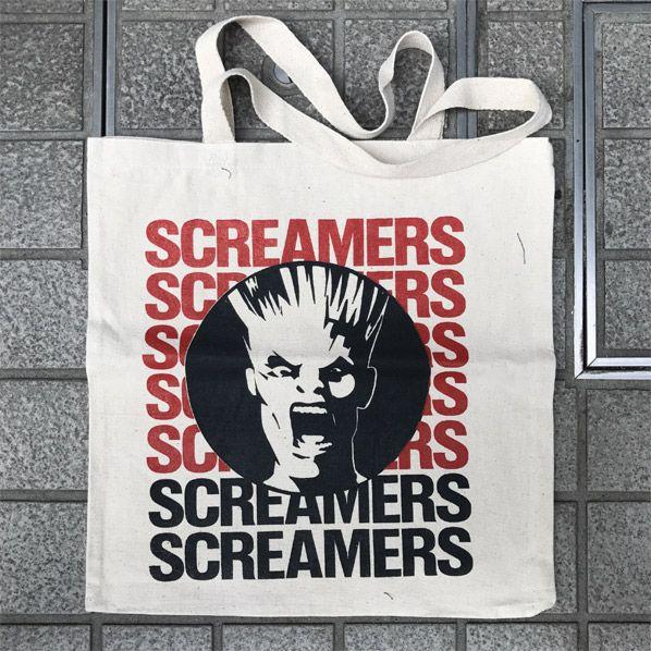 SCREAMERS TOTEBAG