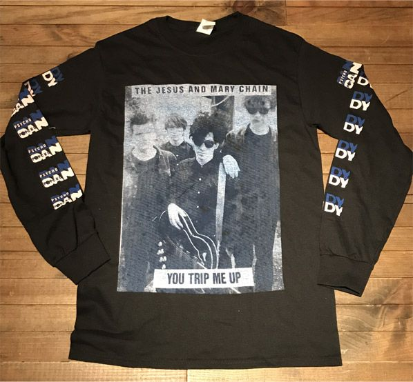 THE JESUS AND MARY CHAIN ロンT PSYCHOCANDY