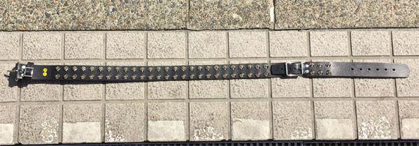 45REVOLUTION ORIGINAL 鋲ベルト 2 x 2 配列