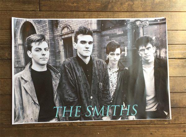 THE SMITHS ポスター PHOTO