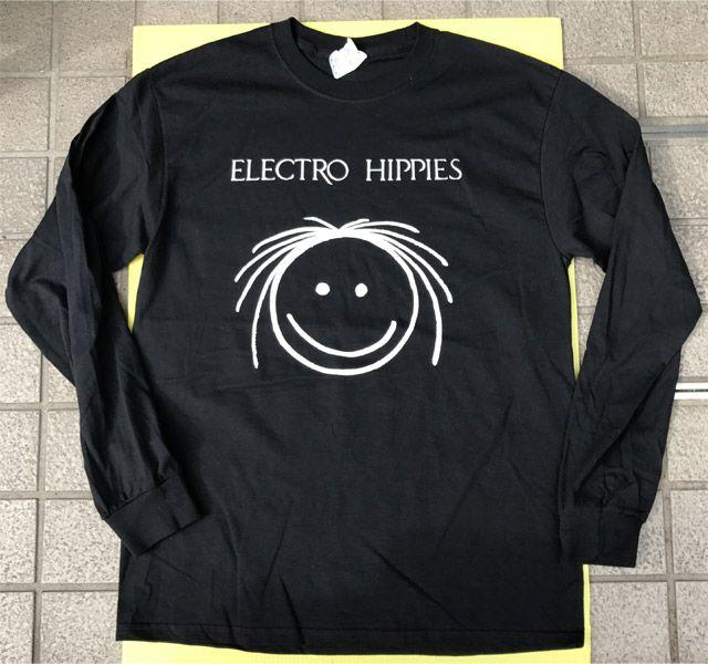 ELECTRO HIPPIES ロンT NICO