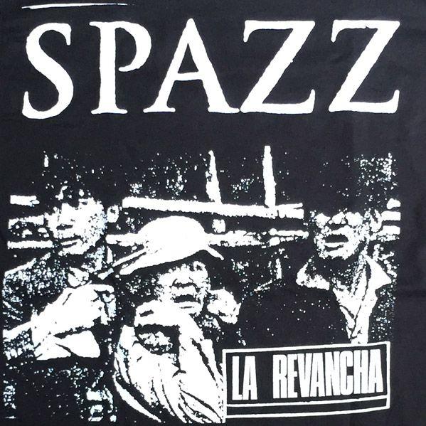 SPAZZ Tシャツ La Revancha