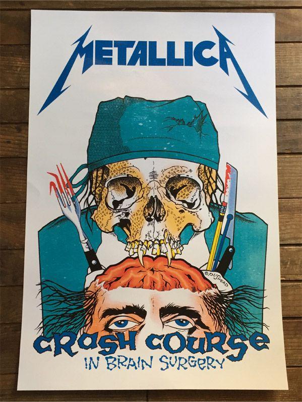 METALLICA ポスター