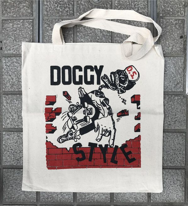 DOGGY STYLE TOTEBAG