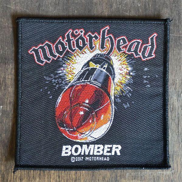 MOTORHEAD 刺繍ワッペン BOMBER