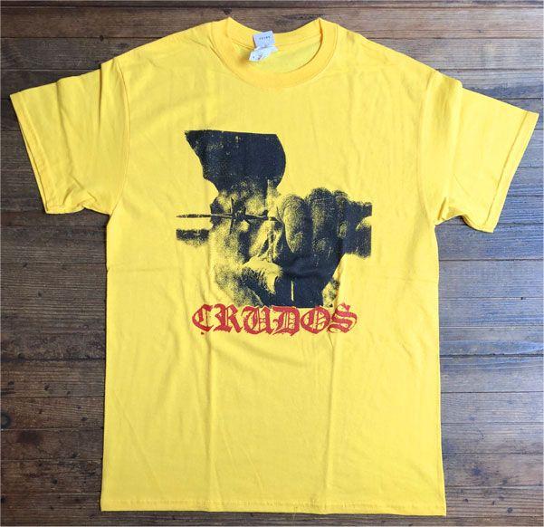LOS CRUDOS Tシャツ 有刺鉄線