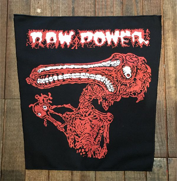 RAW POWER BACKPATCH