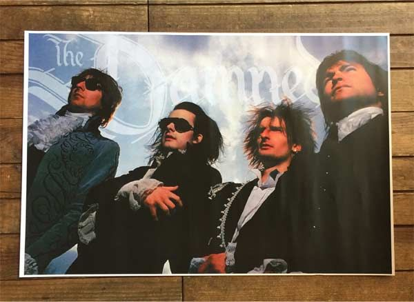 THE DAMNED POSTER PHOTO