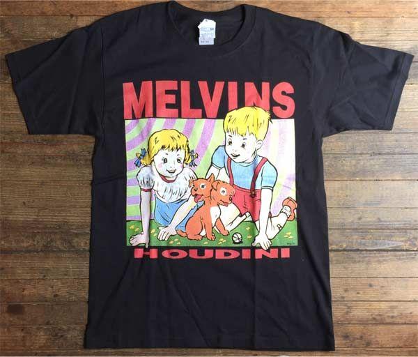 MELVINS Tシャツ Houdini