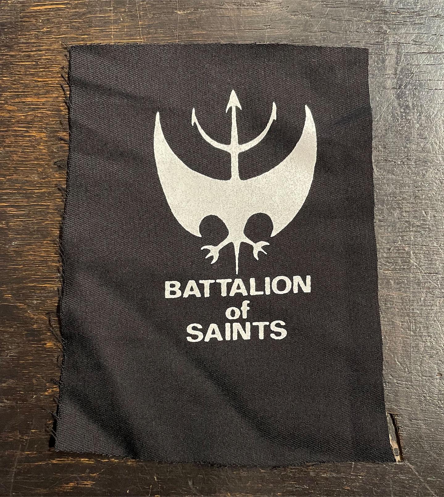 BATTALION OF SAINTS PATCH