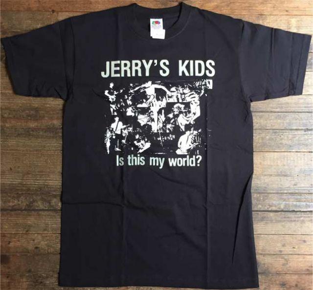 JERRY'S KIDS Tシャツ LIVE PHOTO1
