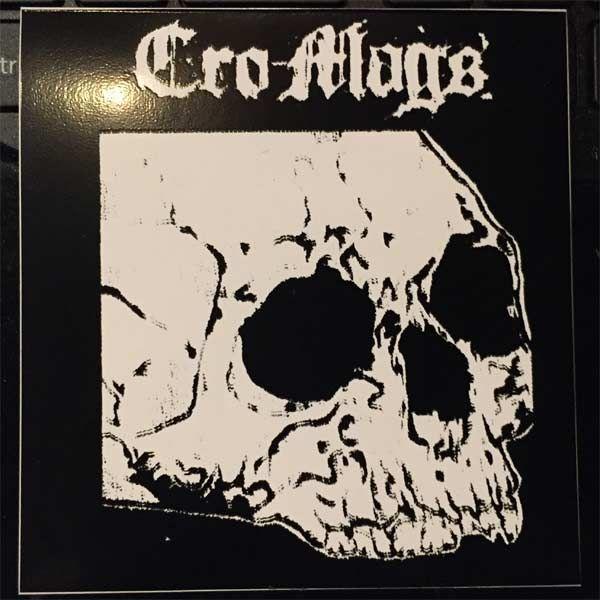 CRO-MAGS ステッカー