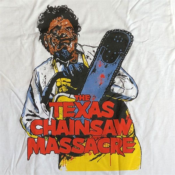 The Texas ChainSaw Massacre Tシャツ