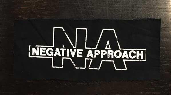 NEGATIVE APPROACH PATCH