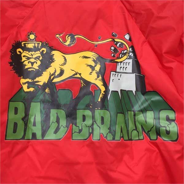 BAD BRAINS ウインドブレーカー LTD