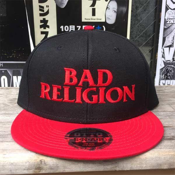 BAD RELIGION ベースボールキャップ