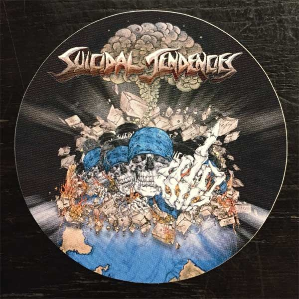 SUICIDAL TENDENCIES ステッカー 2
