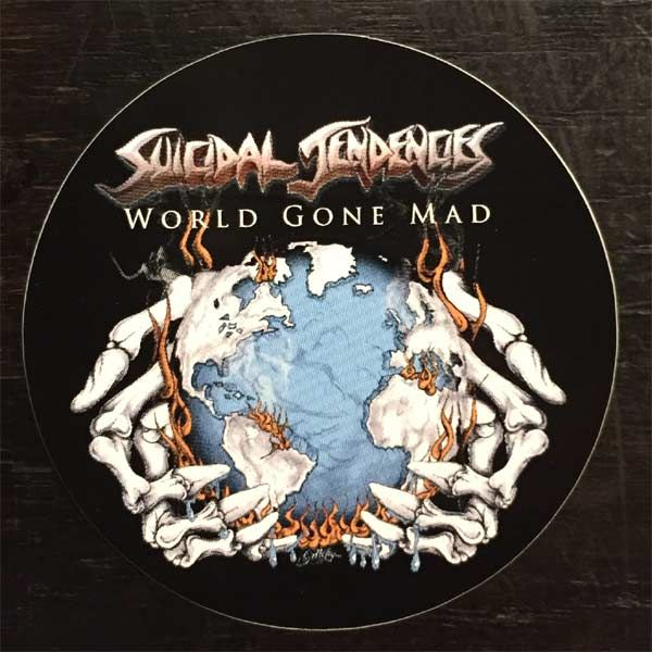 SUICIDAL TENDENCIES ステッカー 3
