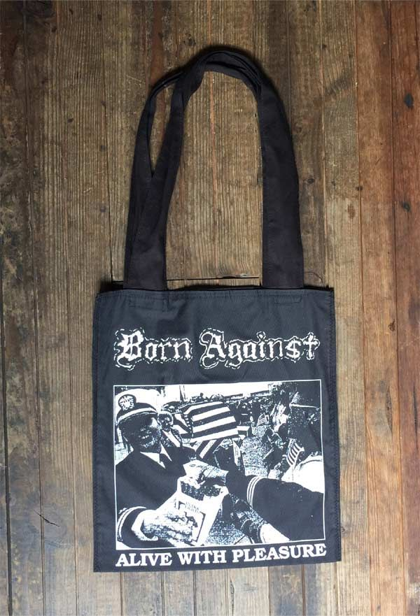 BORN AGAINST TOTEBAG