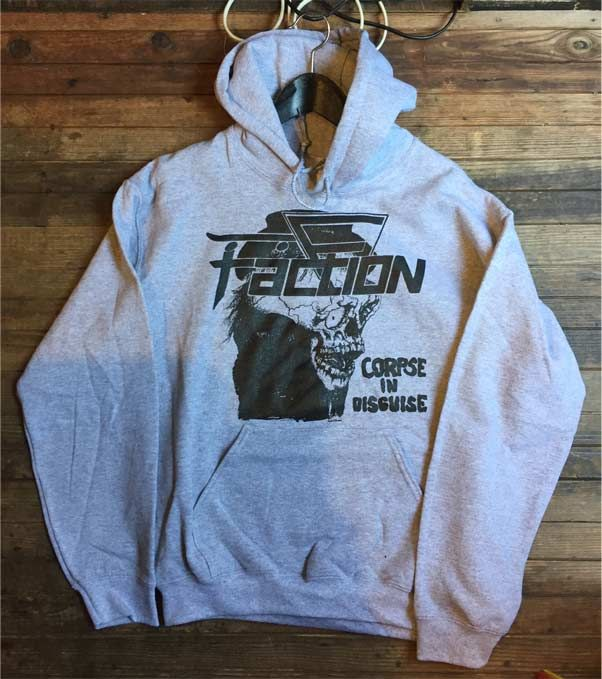FACTION パーカー CORPSE IN DISGUISE