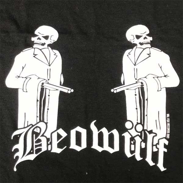 BEOWULF Tシャツ DOUBLE SHOTGUN