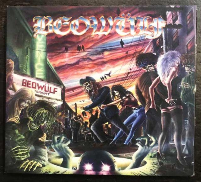 BEOWULF CD BEOWULF