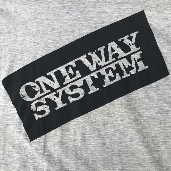 USED! ONE WAY SYSTEM Tシャツ JAPAN TOUR '97