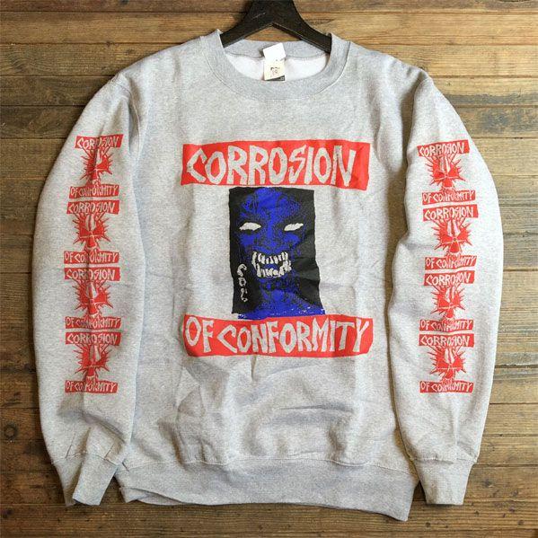 CORROSION OF CONFORMITY スウェット EYE FOR AN EYE