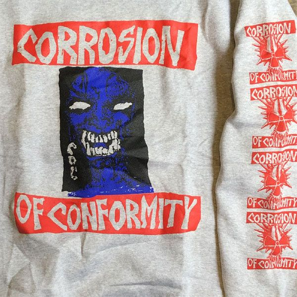 CORROSION OF CONFORMITY スウェット EYE FOR AN EYE