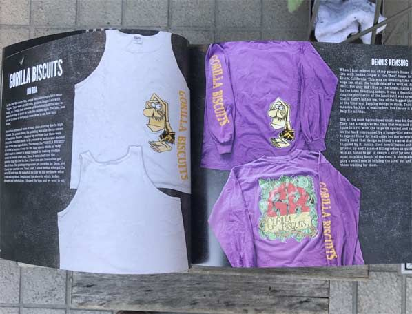 Life.Love.Shirts.: A Collection Of Hardcore Clothing BOOK